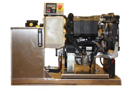 Diesel Hydraulisk Aggregat